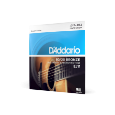 D'Addario 80/20 Bronze Regular Light 12-53