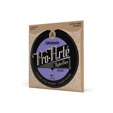 D'Addario Pro-Arté Nylon Core Extra Hard Tension