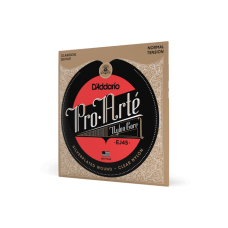 D'Addario Pro-Arté Nylon Core Normal Tension