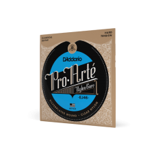 D'Addario Pro-Arté Nylon Core Hard Tension