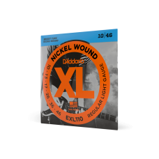 D'Addario XL Regular Light 10-46