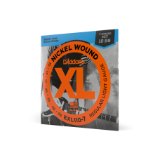 D'Addario 7-String XL Regular Light 10-59