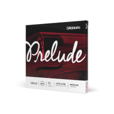 D'Addario Prelude Cello 4/4 Scale Medium Tension String
