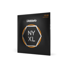 D'Addario NYXL Regular Light 10-46