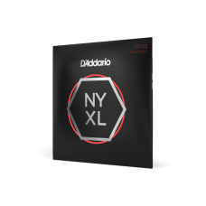 D'Addario NYXL Light Top/Heavy Bottom 10-52