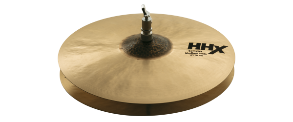 Sabian HHX Complex Medium Hats 14""