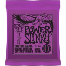 Ernie Ball - POWER SLINKY NICKEL WOUND - .011 -.048