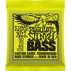 Ernie Ball - Basse - REGULAR SLINKY NICKEL WOUND - .050 - .105